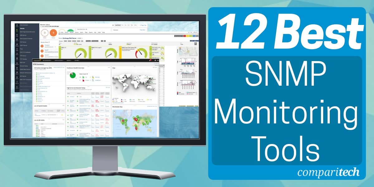 Best SNMP Monitoring Tools