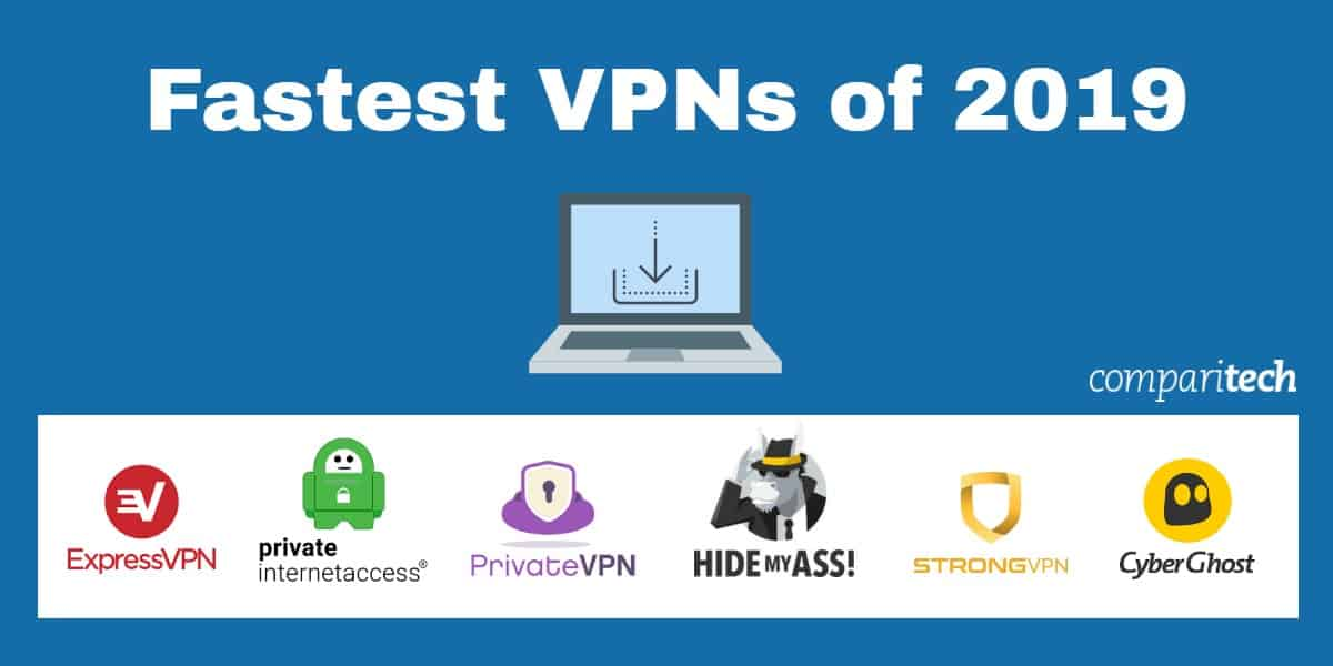 What is the Fastest VPN? These are our 2019 Speed Test Winners