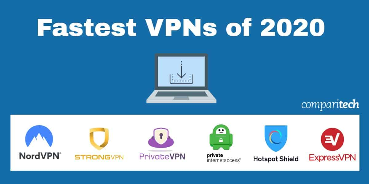 Fastest VPNs of 2020