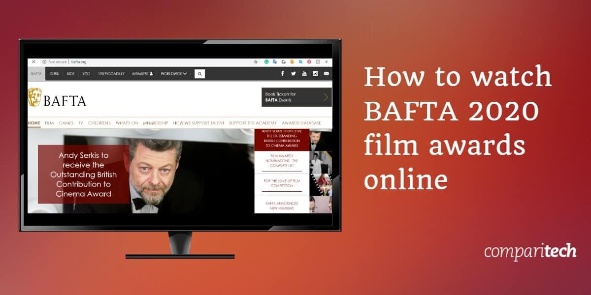 How to watch BAFTA 2020 film awards online (1)