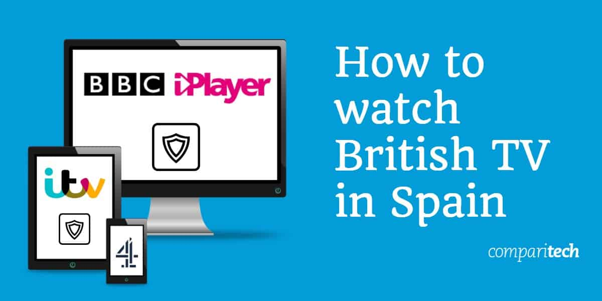How to watch British tv in spain
