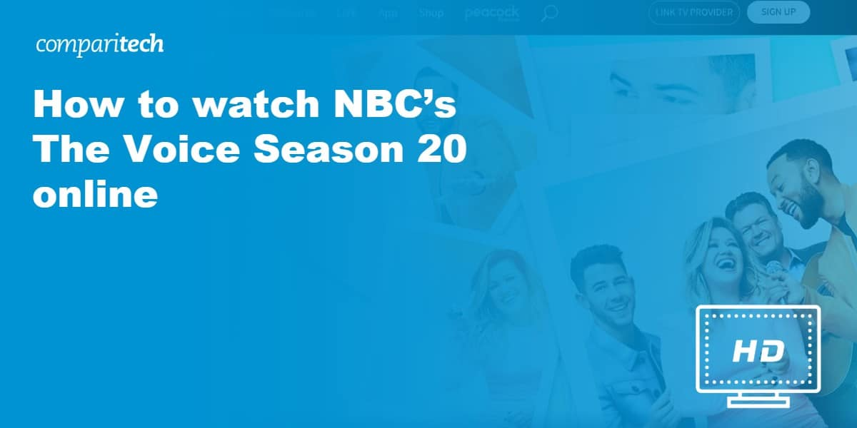 watch NBC's The Voice Season 20 online
