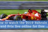 How to watch the 2019 Chinese Grand Prix live online for free