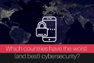 Which countries have the worst (and best) cybersecurity?