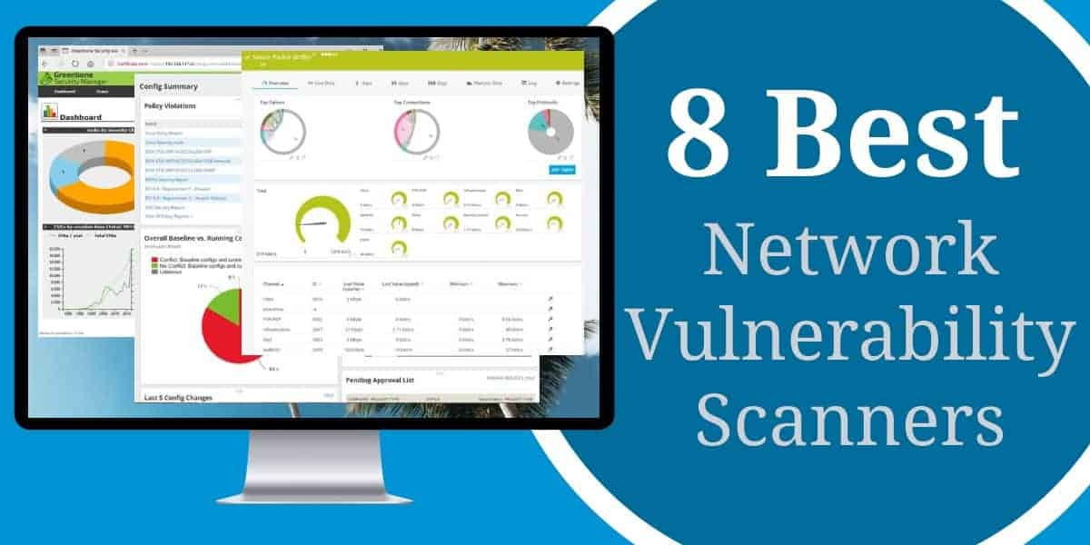 8 Best Free Network Vulnerability Scanning Tools | Comparitech