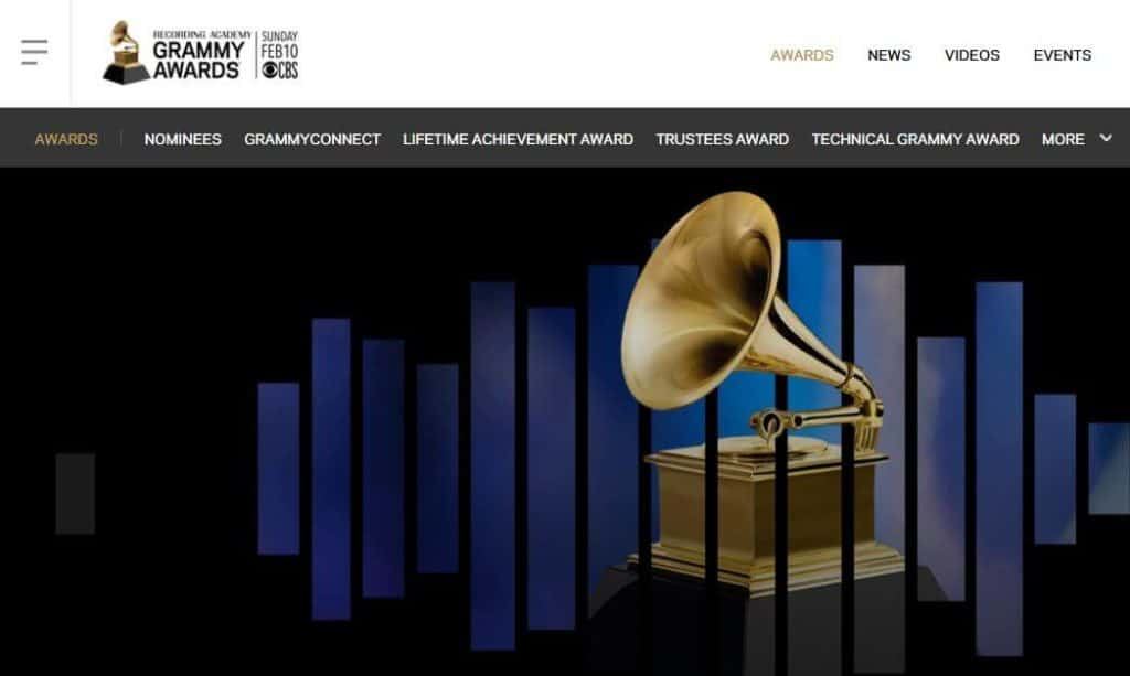 Wacth GRAMMY Awards.