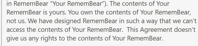 remembear review