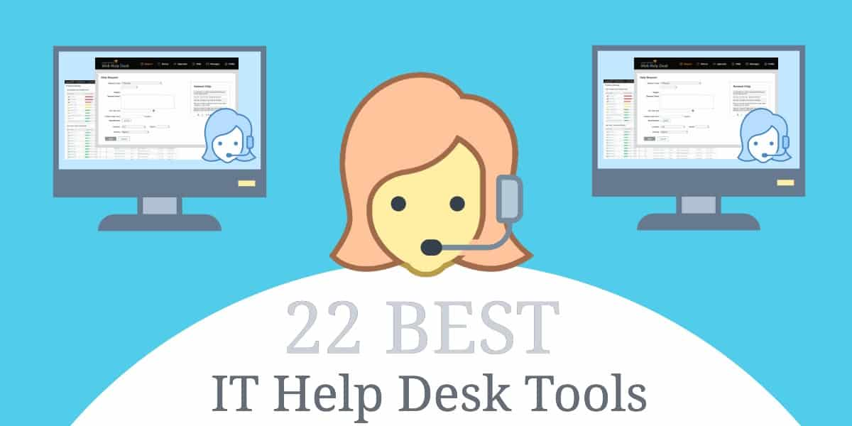 Marvelous 22 Best It Support Help Desk Software And Tools In 2019 Interior Design Ideas Tzicisoteloinfo
