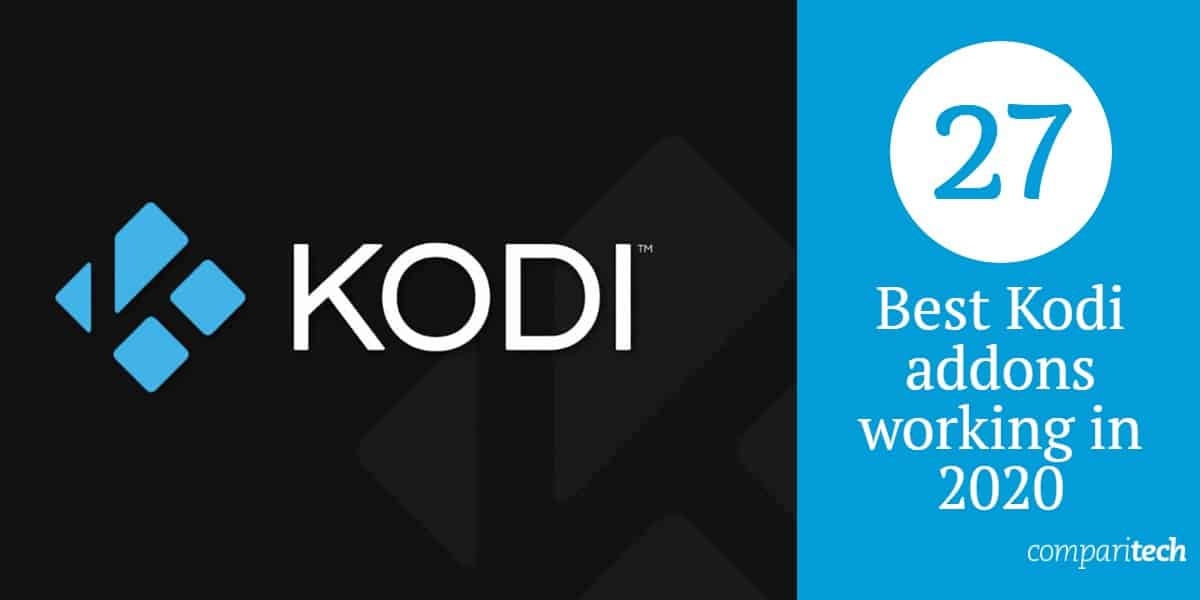 27 Best Kodi addons working in 2020