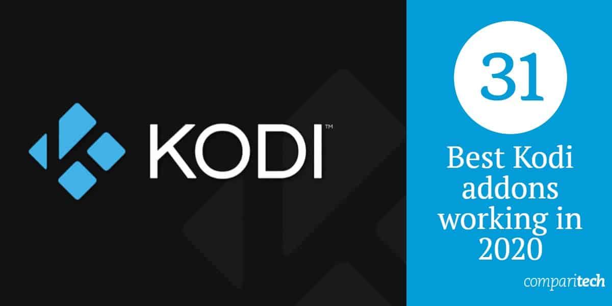 31 Best Kodi addons