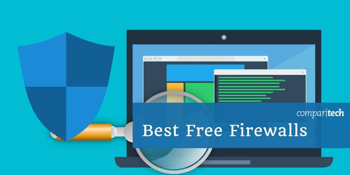 Best Free Firewalls - The best antivirus computer software in 2020