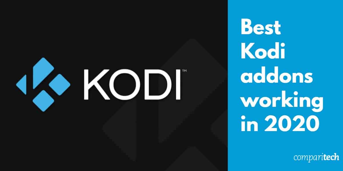 Best Kodi addons working in 2020