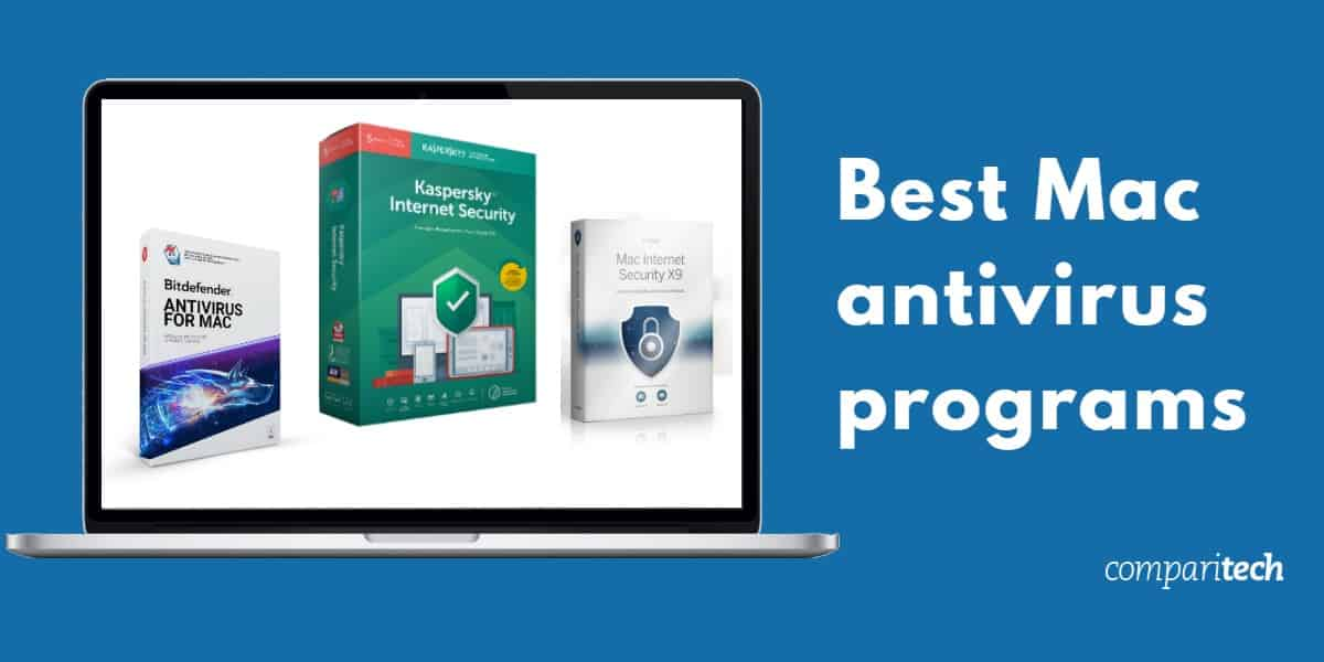 Best Mac antivirus programs