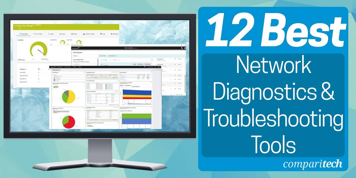 Best Network Diagnostics & Troubleshooting Tools