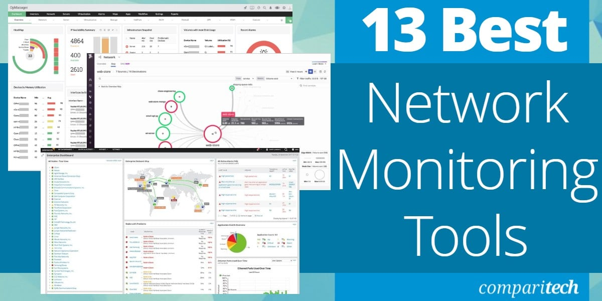Best Network Monitoring Tools