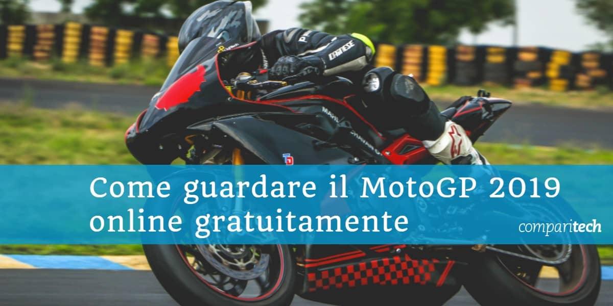 Dove effettuare lo Streaming Live del MotoGP Gratis