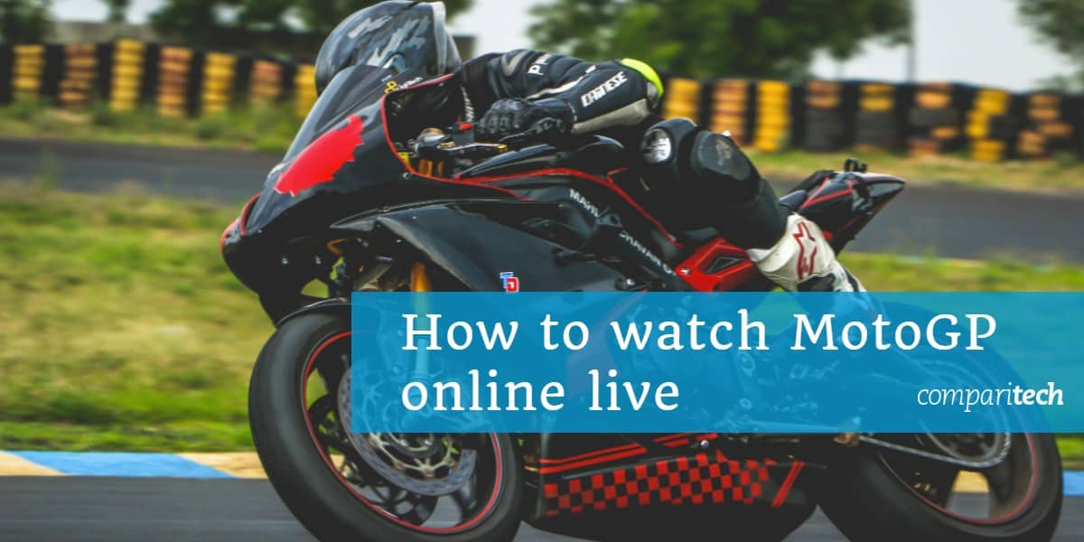 How to watch MotoGP online live