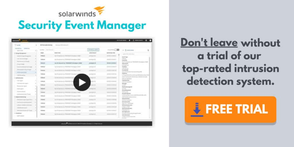 2019 Best Intrusion Detection Systems (10+ IDS Tools Reviewed)
