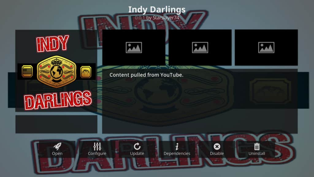 indy darlings best kodi addons july 2020