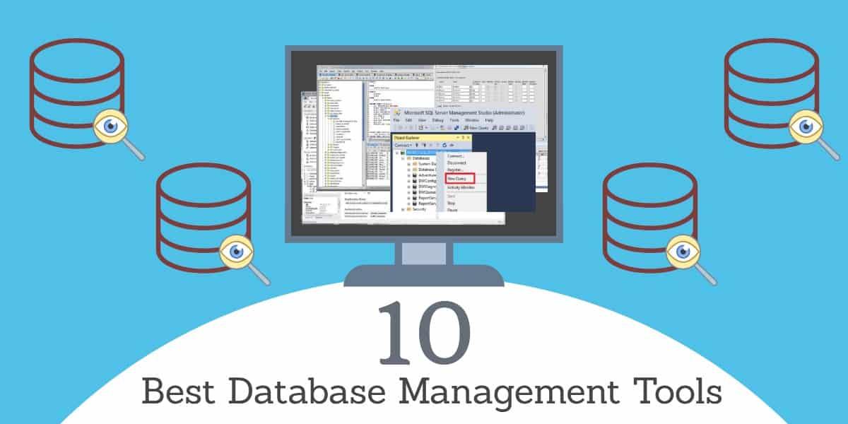 10 Best Database Management Tools & Software - Comparitech