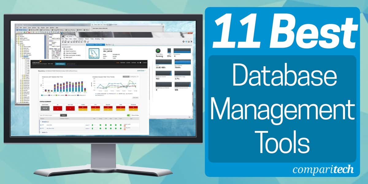 Best Database Management Tools and Software