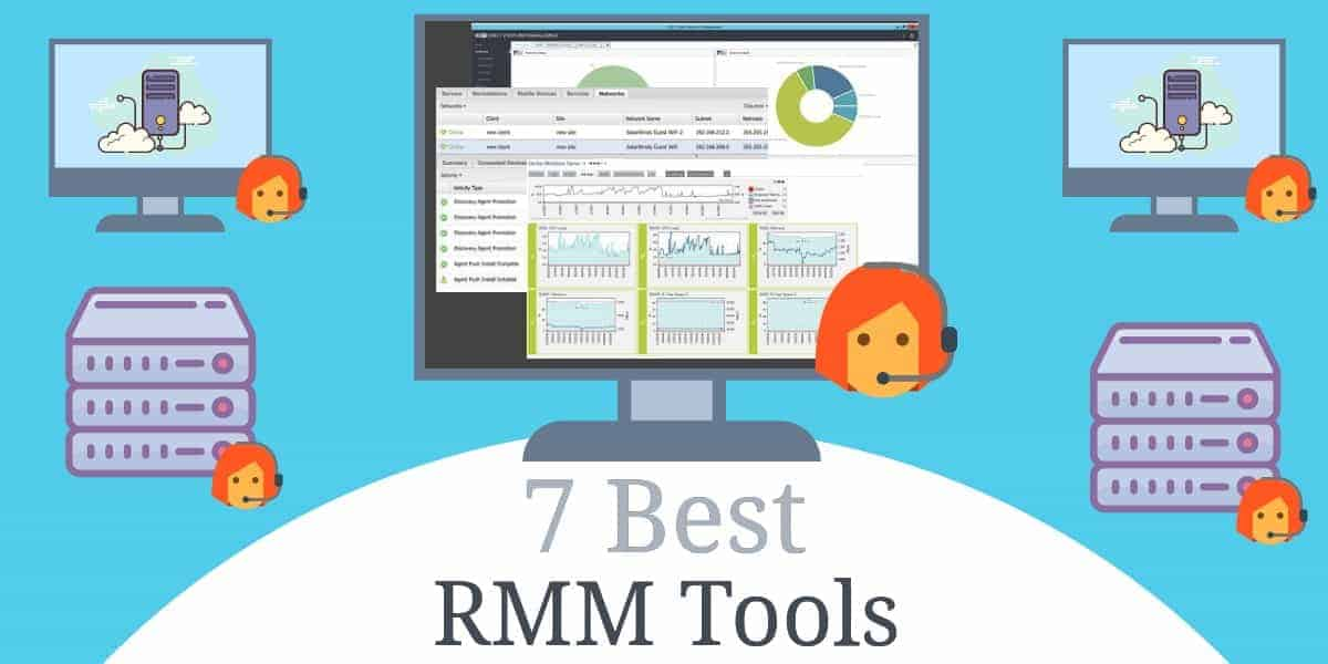 7 Best RMM Software and Tools - Comparitech