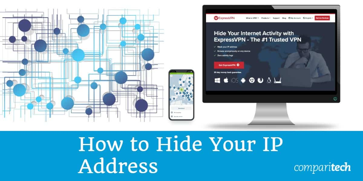 How to hide your ip address (1)