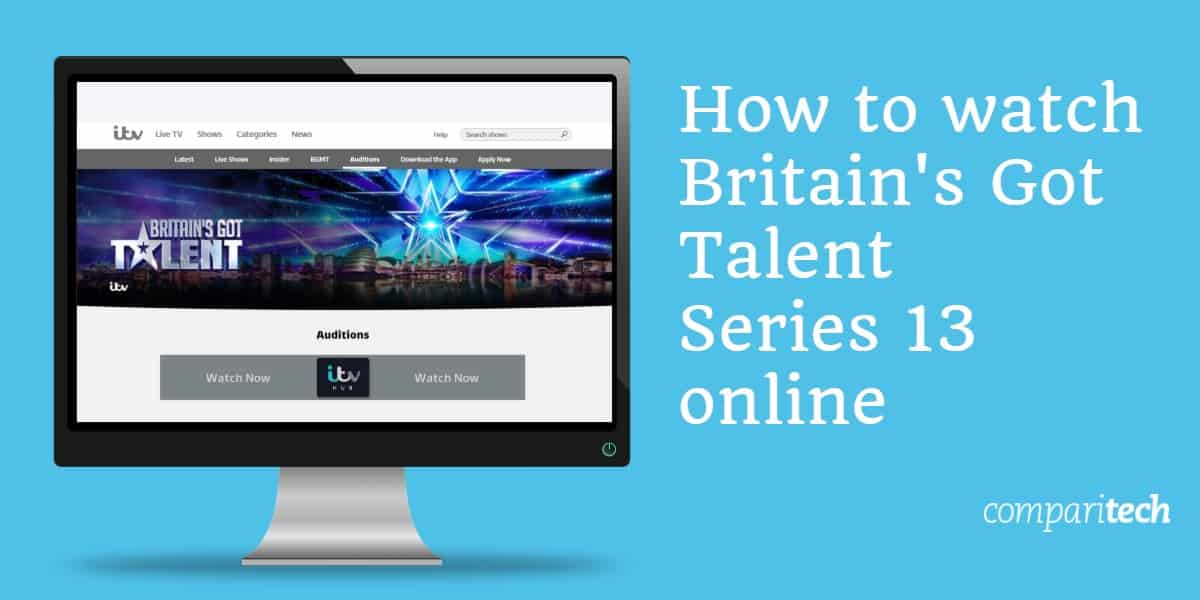 How to watch Britain's Got Talent series 13 online