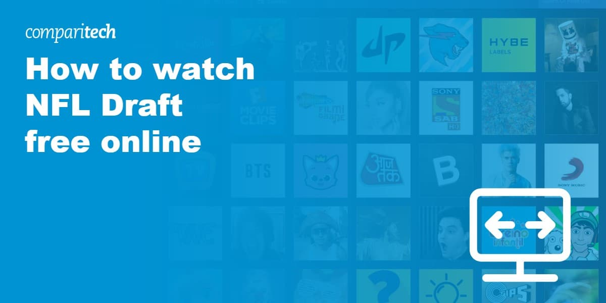 How to watch NFL Draft free online
