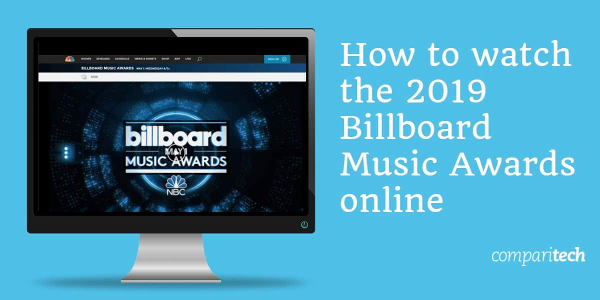 How to watch the 2019 Billboard Music Awards online