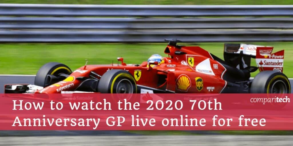 How to watch the 2020 British Grand Prix live online for free copy