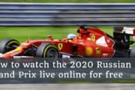 How to live stream the Russian Grand Prix online for free