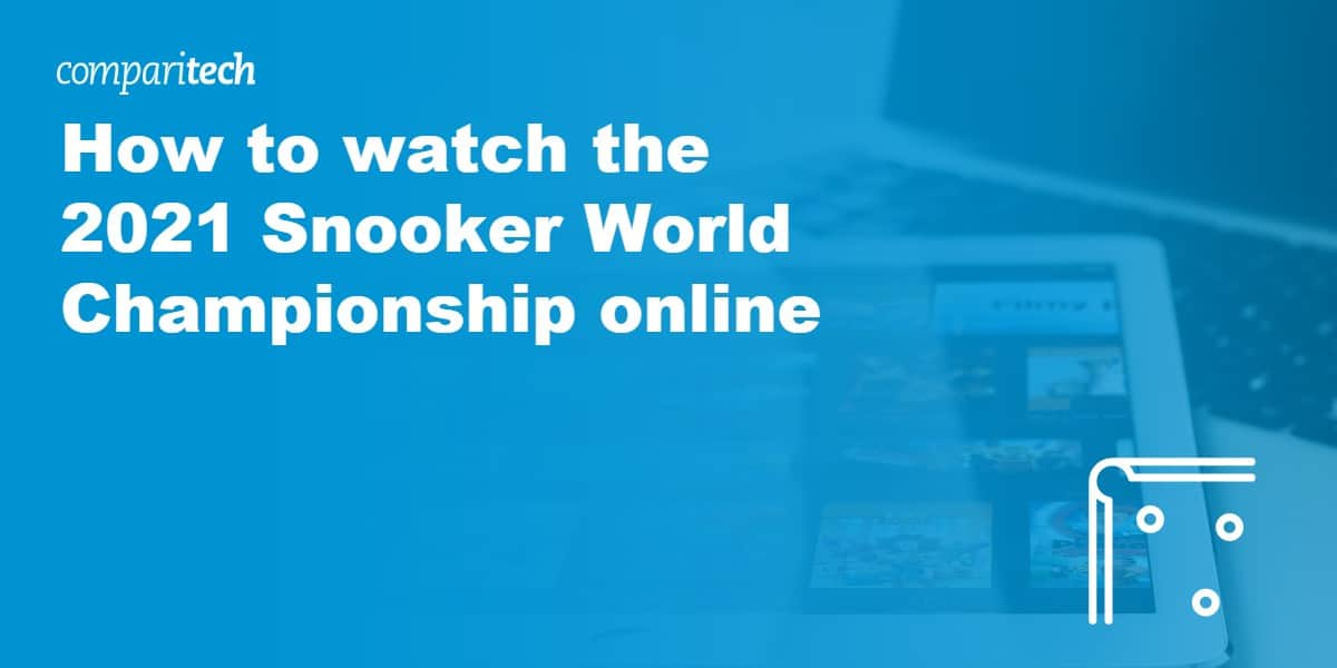 Watch snooker world championship online