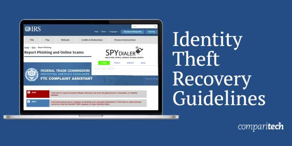 Identity Theft Recovery Guidelines