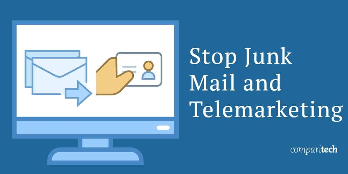 Stop Junk Mail and Telemarketing