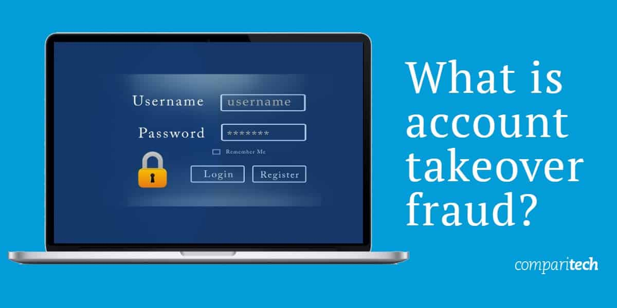 What is account takeover fraud