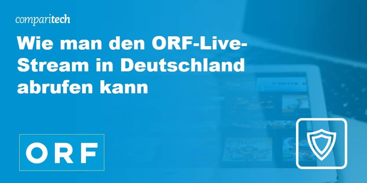Wie man den ORF-Live-Stream