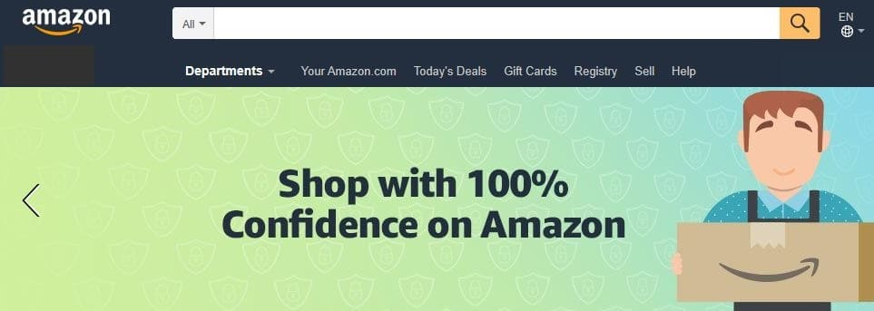 Amazon account takeover fraud.