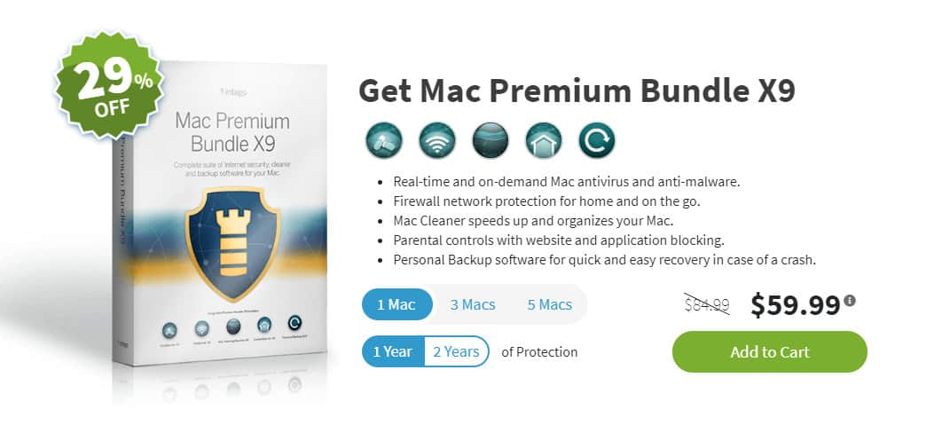 mac premium bundle