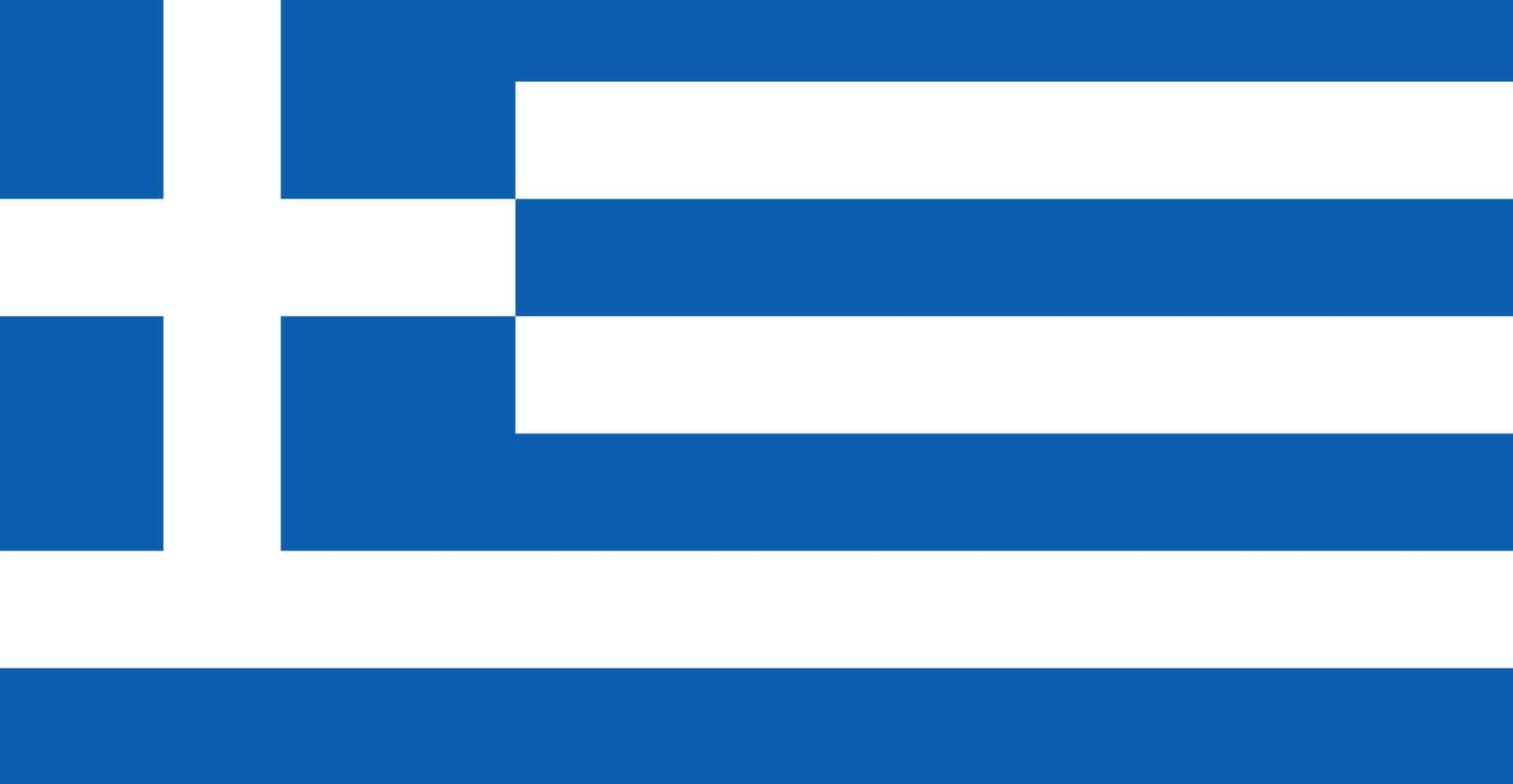 Greece flag _ Flag of Greece