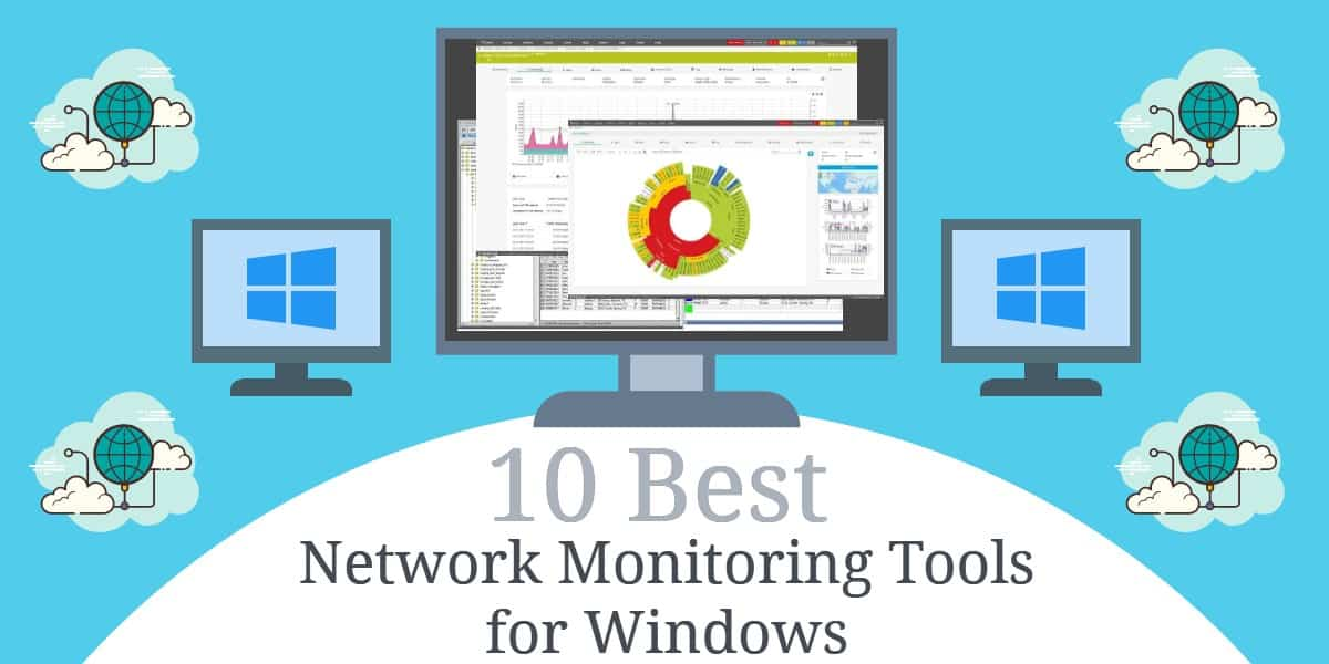 Best Network Monitoring Tools for Windows