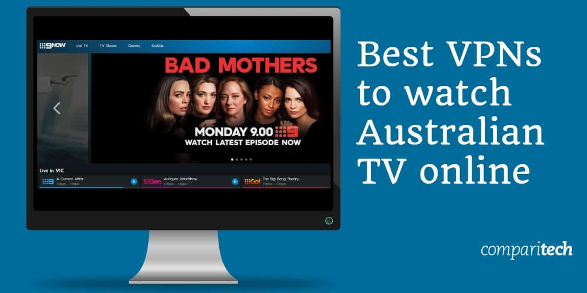 5 Best VPNs to Watch Australian TV Online Abroad (outside