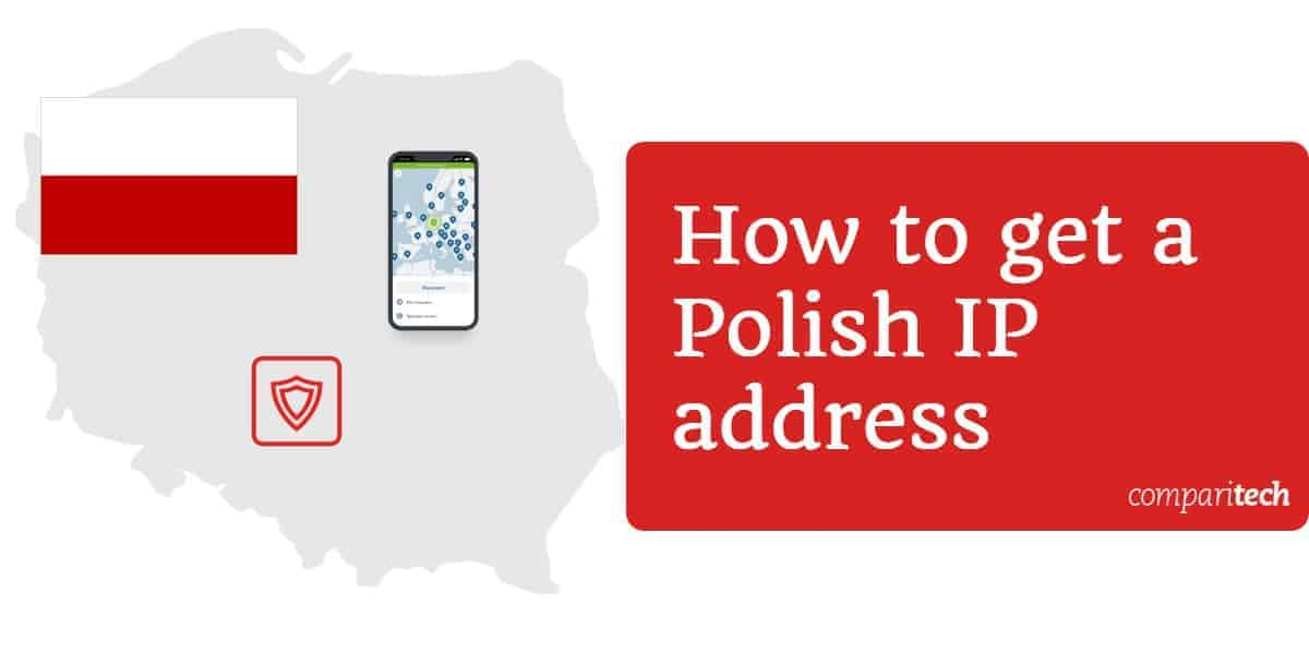 How to get a Polish IP address
