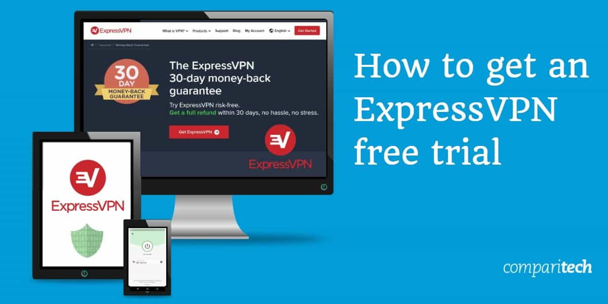 How to get an ExpressVPN free trial