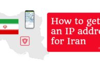 How to get an Iran IP address using a VPN