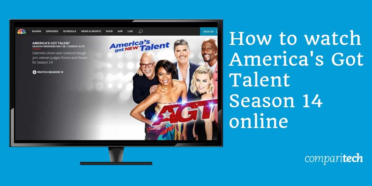 How to watch America's Got Talent Season 14 online (1)