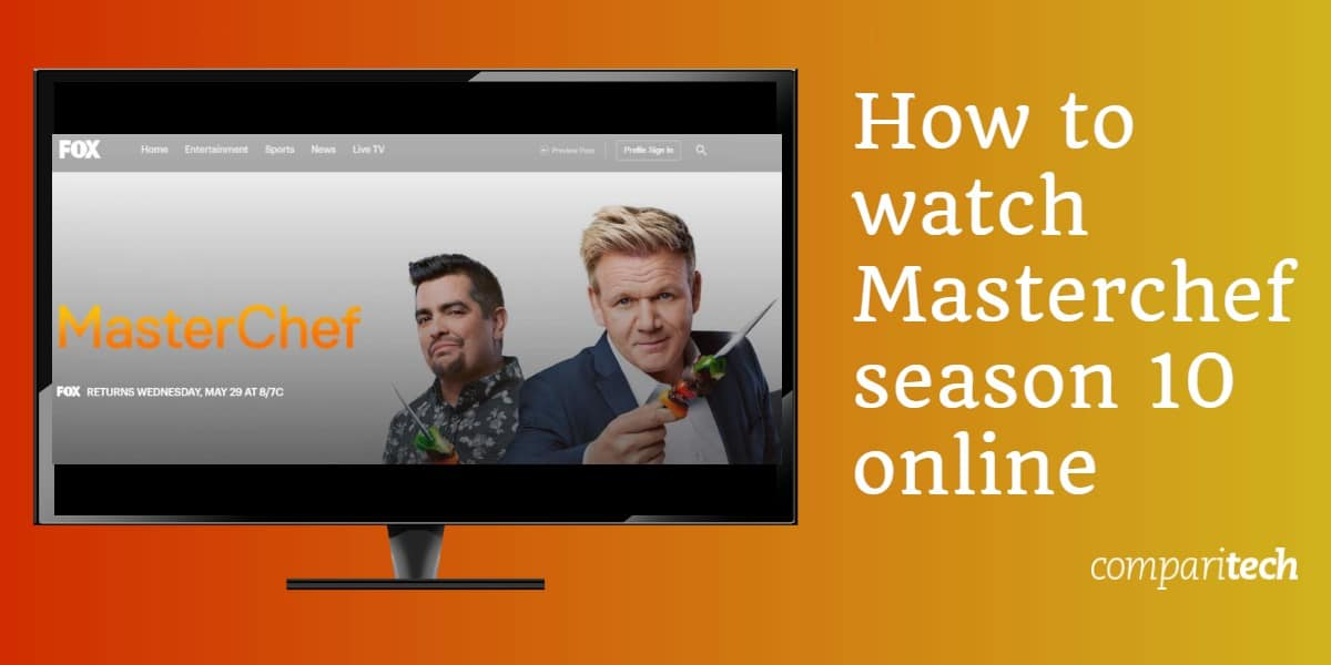 How to watch Masterchef Season 10 online (1)