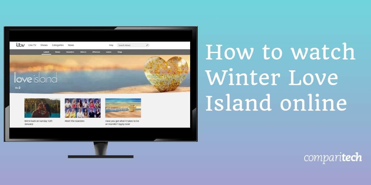 How to watch Winter Love Island online