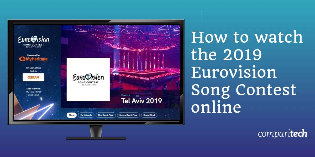 How to watch the 2019 Eurovision Song Contest online (1)