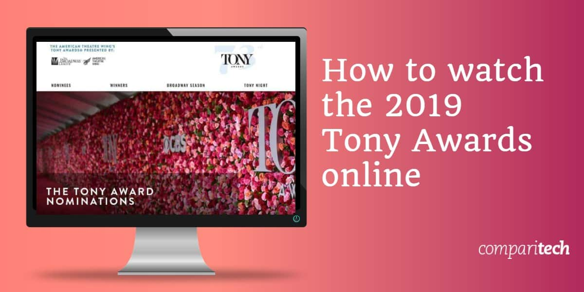 How to watch the 2019 Tony Awards online